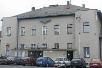Vlaskové nádraží ve Vyškově