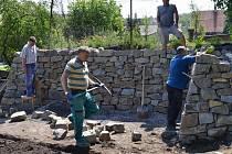 Rekonstrukce lokality Na Sokolce zabrala Rašovickým rok.