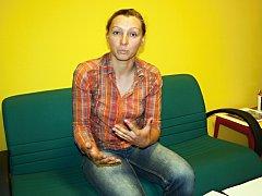 Lenka Obořilová pracuje v neziskové organizaci Piafa, účastní se i komunální politiky jako vyškovská zastupitelka.