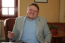Vyškovský místostarosta Břetislav Usnul si myslí, že politika a sport mají leccos společného.