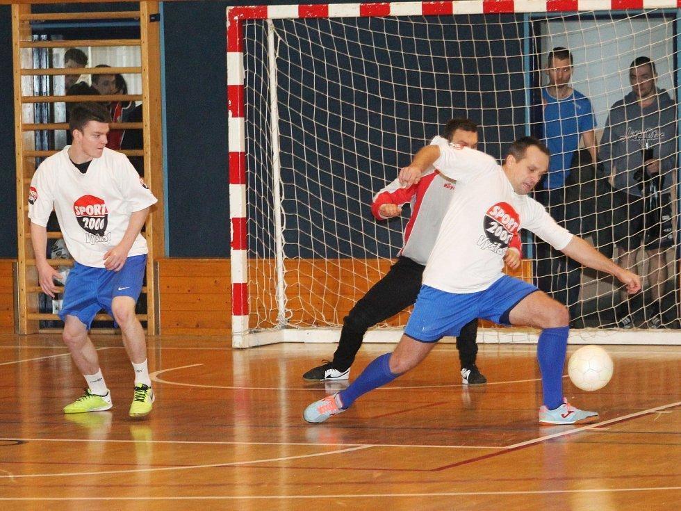 10. ročník zimního Orel Cupu futsalistů ve Vyškově vyhrál tým West Vyškov.