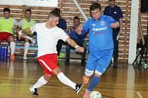 Ve druhé lize futsalistů zvítězil Amor Vyškov nad Vítkovicemi 7:1.
