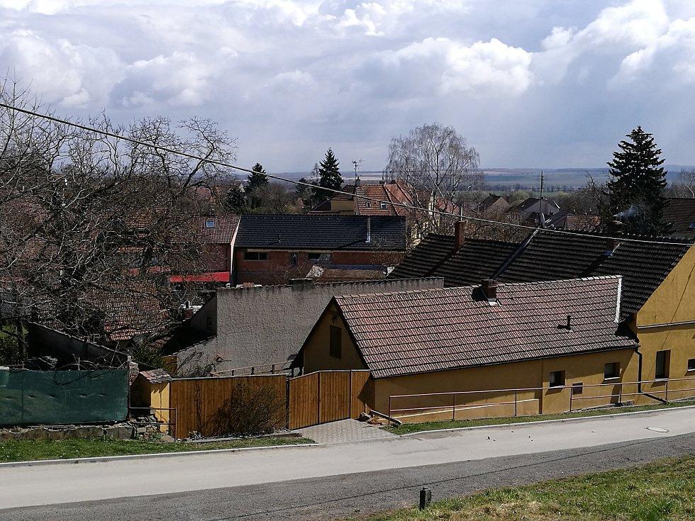 Obec Luleč.