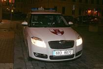 Městská policie ve Vyškově dostane nové auto.