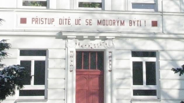 Základní škola Komenského ve Slavkově