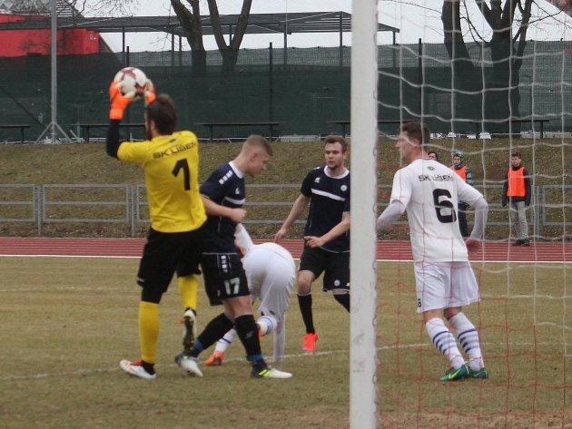 Ilustrační foto: fotbalisté MFK Vyškov při zápase s Líšní.
