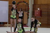 Sportovní  gymnastky, ilustrační foto.