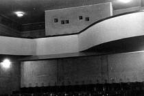 Archivní fotografie z kina Jas.