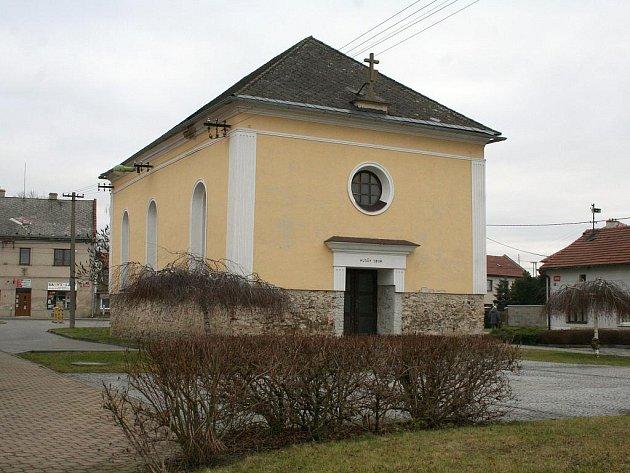 Ivanovická synagoga.