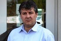 Jaroslav Andrla, předseda komise mládeže Okresního fotbalového svazu (OFS) Vyškov.
