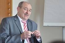 Ředitel Nemocnice Vyškov Zdeněk Horák.
