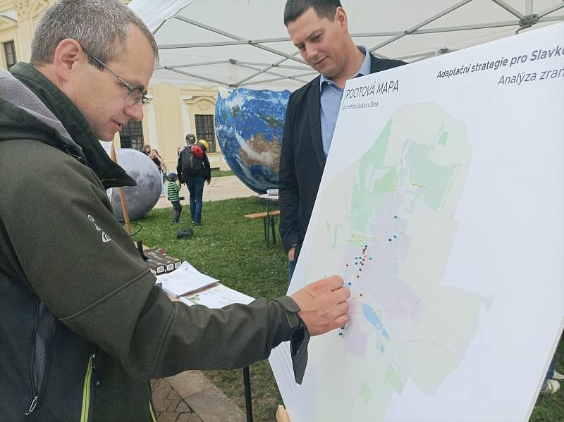 Město už představilo zpracovávanou adaptační strategii místním obyvatelům.