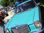 Majitelé starých aut a motorek do roku výroby 1965 se v neděli sjeli do Habrovan na tradiční Otevírání šoupátek.