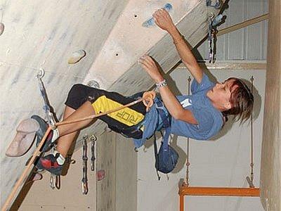 Úspěšné lezkyně z Pustiměře se rozhodně neztratily ani na závodech v Rakousku. Tímto dobrým výkonem v závodě na obtížnost k tomu přispěla i Kateřina Švecová.