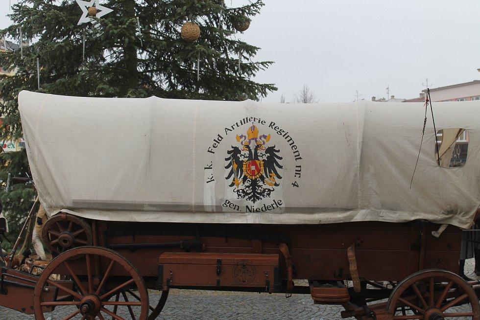 Vzpomínkové akce na Bitvu u Slavkova 1805 ve Vyškově