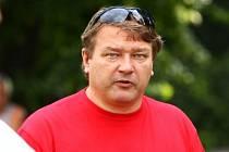 Trenér vyškovských ragbistů Pavel Pala.