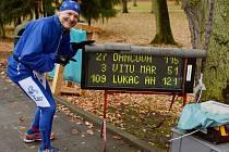 Anry Lukáč je vyškovský fotograf a ragbyový nadšenec. Ve Františkových Lázních běžel čtyřiadvacetihodinovku.