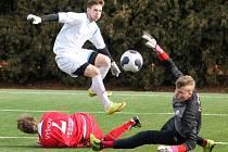 V dalším přípravném utkání vyhráli fotbalisté MFK Vyškov nad Viktorií Přerov 2:1.