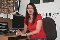 Petra Bezdomniková pracuje v Turistickém informačním centru ve Vyškově.