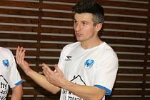 Michal Handlíř, fotbalista FC Bučovice, futsalista Amoru Kloboučky Vyškov.