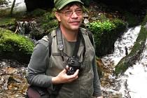 Fotograf Jindřich Holíček.