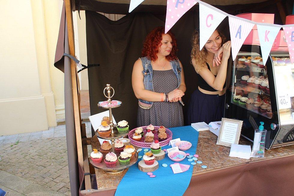 Čokoládový festival ve Slavkově u Brna, 12. a 13. 9. 2020.