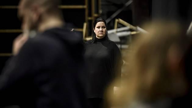 Ansámbl Janáčkovy opery Národního divadla Brno začal zkoušet novou inscenaci Verdiho Nabucca. Lidé operu uvidí v premiéře po znovuotevření divadel.
