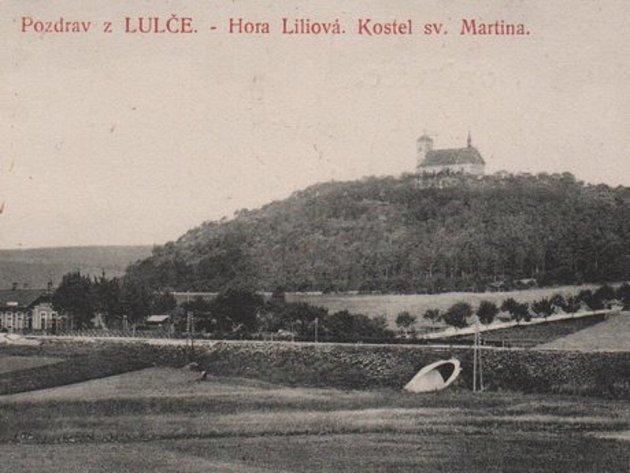 Ve vÄ> ľi kostela svatà © ho Martina naÅ¡li LulÄ> tÄ> v tubusu odkaz z roku 1907.