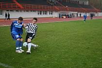 Vyškovský sportovní areál.