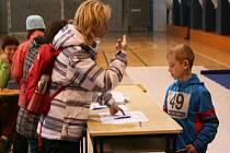 Devátý ročník Vyškovského Mikulášského Běhu - Memoriálu Milana Dvořáka zaznamenal účastnický rekord. Závod absolvovalo 314 běžců.