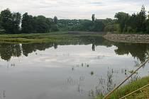 Vyškovský rybník Malý Kačenec. Ilustrační foto.