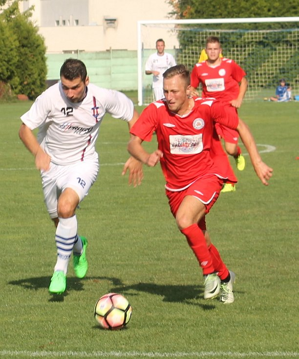 Bývalý útočník MFK Vyškov Jan Koudelka je čerstvou posilou nováčka první ligy Zbrojovky Brno.