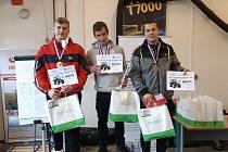 Studenti ze Slavkova se zapojili do jízdy zručnosti o nejlepšího řidiče Jihomoravského kraje a Vysočiny.