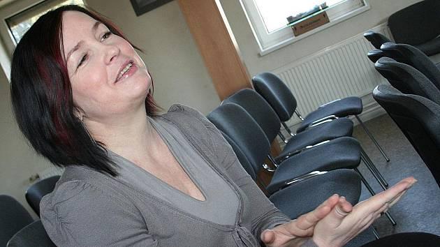 Dagmar Nepeřená opouští své místo v ODS