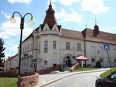 Společenské centrum Bonaparte. Ilustrační foto.