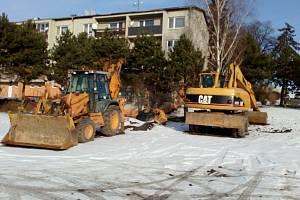 Hlavní část stavebních prací na kanalizaci je v Bohdalicích dokončená.