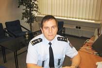 Ředitel vyškovské policie Jiří Dokoupil.