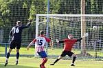 Trochu převapivým podzimním mistrem okresního přeboru jsou fotbalisté SK Křenovice.