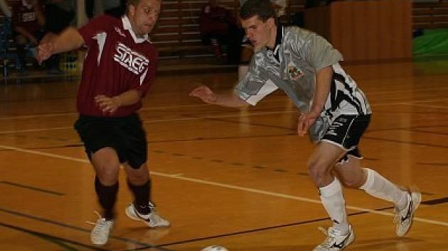 Po tomto vzájemném utkání dvou vyškovských futsalových týmů přichází v těchto dnech další mistrovské zápasy.