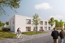 Nový dům pro seniory plánují uvést v Křenovicích do provozu první polovině roku 2022. Určený je především pro místní.