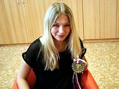 Patnáctiletá Vyškovanka Gabriela Klusáková má o své budoucnosti jasno.