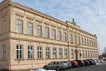Bývalá zdravotnická škola ve Vyškově. Ilustrační foto.