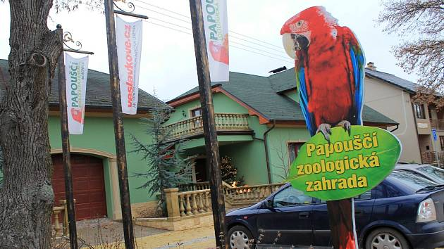 Největší novinkou, kterou pro letošní sezonu připravila Papouščí zoologická zahrada v Bošovicích, je nový pavilon amazoňanů. Jeho otevření je na programu v sobotu ve dvě hodiny.