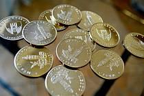 V prodeji jsou pamětní mince z historické jablonecké mincovny.