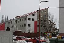 Rozestavěné byty na Smetanově nábřeží