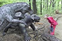Zoopark s dinoparkem ve Vyškově - Zoopark s přidruženým dinoparkem ve Vyškově znovu zahájily 1. května 2020 provoz.
