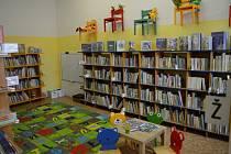V dětském koutku najdou zájemci deskové hry i interaktivní knihy.