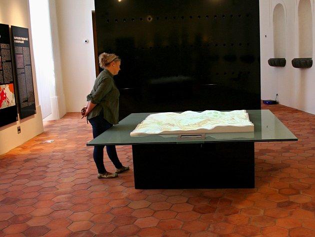 ILUSTRAČNÍ FOTO: výstava Napoleon-Austerlitz ve Slavkově u Brna.