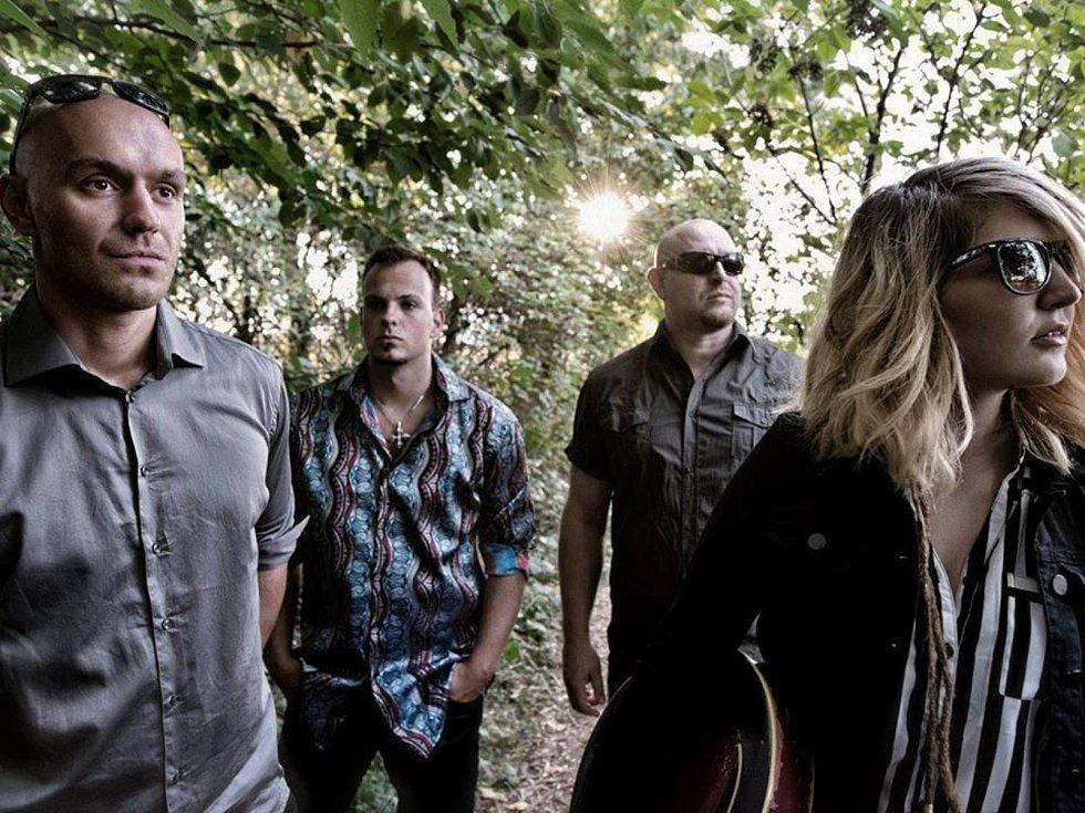 Vyškovská kapela Holter vydala nové album.
