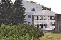 Nemocniční kaple ve Vyškově.